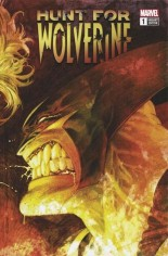 Hunt For Wolverine #1 Variant D: Remastered Variant Cover
