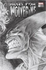 Hunt For Wolverine #1 Variant E: Remastered Sketch Variant Cover