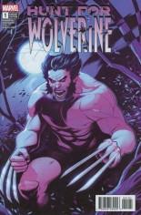 Hunt For Wolverine #1 Variant F