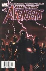 New Avengers (2005-2010) #1 Variant A: Newsstand Edition