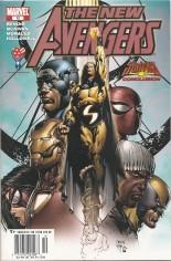 New Avengers (2005-2010) #10 Variant A: Newsstand Edition