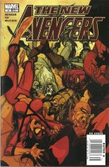 New Avengers (2005-2010) #32 Variant A: Newsstand Edition