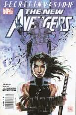 New Avengers (2005-2010) #39 Variant A: Newsstand Edition