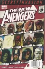 New Avengers (2005-2010) #42 Variant A: Newsstand Edition