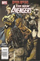 New Avengers (2005-2010) #49 Variant A: Newsstand Edition