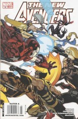 New Avengers (2005-2010) #56 Variant A: Newsstand Edition