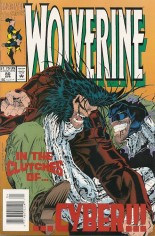 Wolverine (1988-2003) #80 Variant A: Newsstand Edition