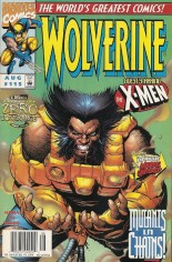 Wolverine (1988-2003) #115 Variant A: Newsstand Edition