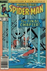 Marvel Tales (1964-1994) #172 Variant A: Newsstand Edition