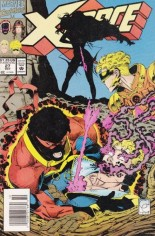 X-Force (1991-2002) #27 Variant A: Newsstand Edition