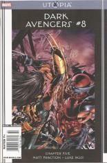 Dark Avengers (2009-2010) #8 Variant A: Newsstand Edition
