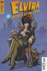 Elvira, Mistress of the Dark (2018-2020) #1 Variant A