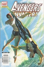 Avengers/Invaders (2008-2009) #3 Variant A: Newsstand Edition