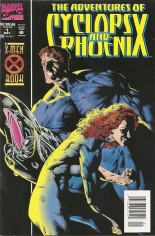 Adventures of Cyclops and Phoenix (1994) #1 Variant A: Newsstand Edition