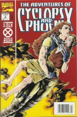 Adventures of Cyclops and Phoenix (1994) #3 Variant A: Newsstand Edition