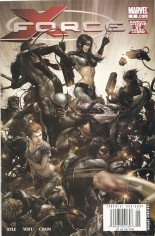 X-Force (2008-2010) #2 Variant A: Newsstand Edition
