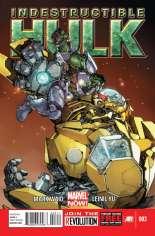 Indestructible Hulk (2013-Present) #3 Variant A