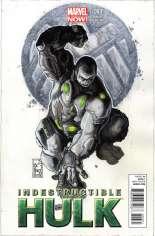 Indestructible Hulk (2013-Present) #3 Variant B: 1:50 Variant