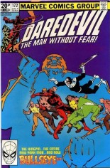 Daredevil (1964-1998) #172 Variant C: UK Edition