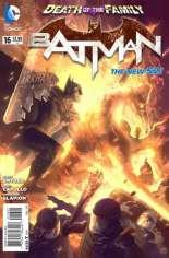 Batman (2011-2016) #16 Variant C: Incentive Cover