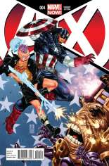 A + X (2012-2014) #4 Variant B: Incentive Cover