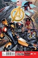 Avengers (2012-2015) #3 Variant A