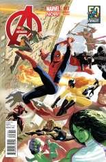 Avengers (2012-2015) #3 Variant B: 50th Anniversary Cover