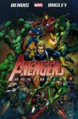 Avengers Assemble (2012-2014) #HC Vol 1 Variant A