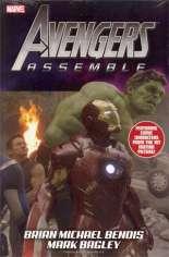 Avengers Assemble (2012-2014) #HC Vol 1 Variant B