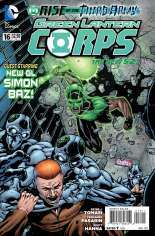 Green Lantern Corps (2011-2015) #16 Variant A