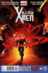 All-New X-Men (2013-2015) #3 Variant C: 2nd Printing