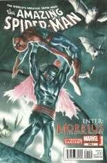 Amazing Spider-Man (1999-2014) #699.1 Variant B: 2nd Printing