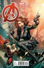 Avengers (2012-2015) #4 Variant B: Incentive Cover