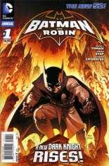 Batman and Robin (2011-2015) #Annual 1