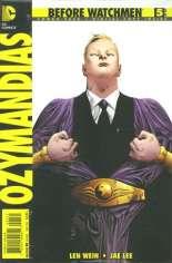 Before Watchmen: Ozymandias #5 Variant C: Combo Pack