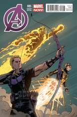 Avengers (2012-2015) #5 Variant B: 1:30 Variant