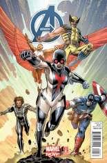 Avengers (2012-2015) #5 Variant C: 1:30 Variant