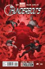 Thunderbolts (2012-2014) #4 Variant A