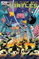 Teenage Mutant Ninja Turtles (2011-2021) #18 Variant A