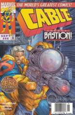 Cable (1993-2002) #46 Variant A: Newsstand Edition
