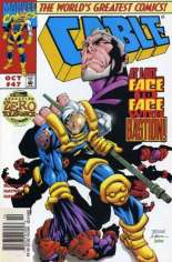 Cable (1993-2002) #47 Variant A: Newsstand Edition