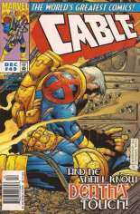 Cable (1993-2002) #49 Variant A: Newsstand Edition