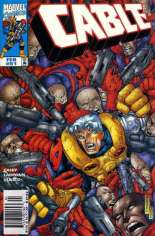 Cable (1993-2002) #51 Variant A: Newsstand Edition