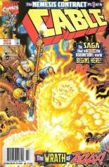 Cable (1993-2002) #59 Variant A: Newsstand Edition