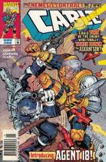 Cable (1993-2002) #60 Variant A: Newsstand Edition