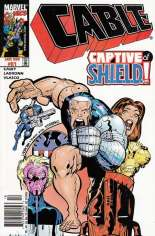 Cable (1993-2002) #61 Variant A: Newsstand Edition