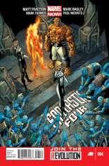 Fantastic Four (2012-2014) #4 Variant A