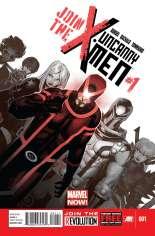 Uncanny X-Men (2013-2016) #1 Variant A