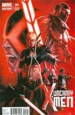 Uncanny X-Men (2013-2016) #1 Variant D: 1:50 Variant