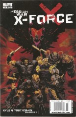 X-Force (2008-2010) #16 Variant A: Newsstand Edition